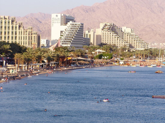 Scooterer Stories – Part Two – Eilat