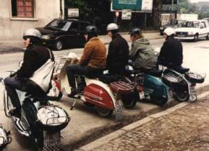 European Scooter Boys
