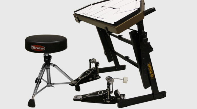 One-Piece Electronic Drums