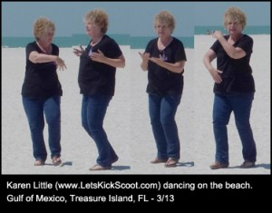 Karen_dancing_on_the_beach