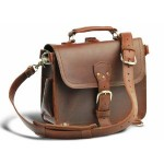 Saddleback satchel