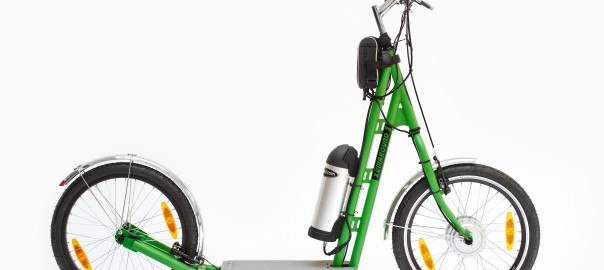 Zumaround Zum Electric Scooter Review