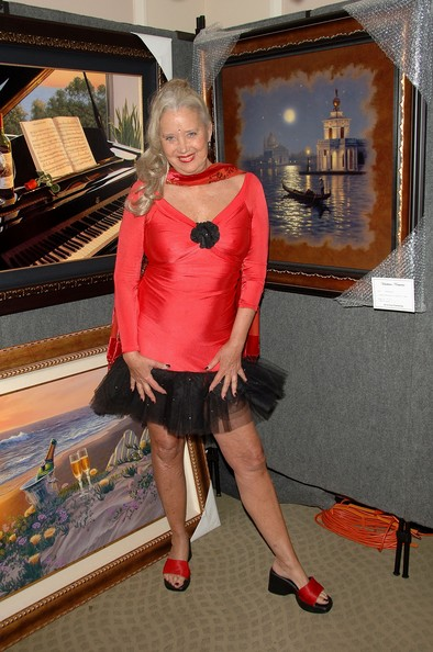 The Sally Kirkland vu from the land of the silver screen