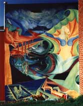 Is there such a word as Muralist?
