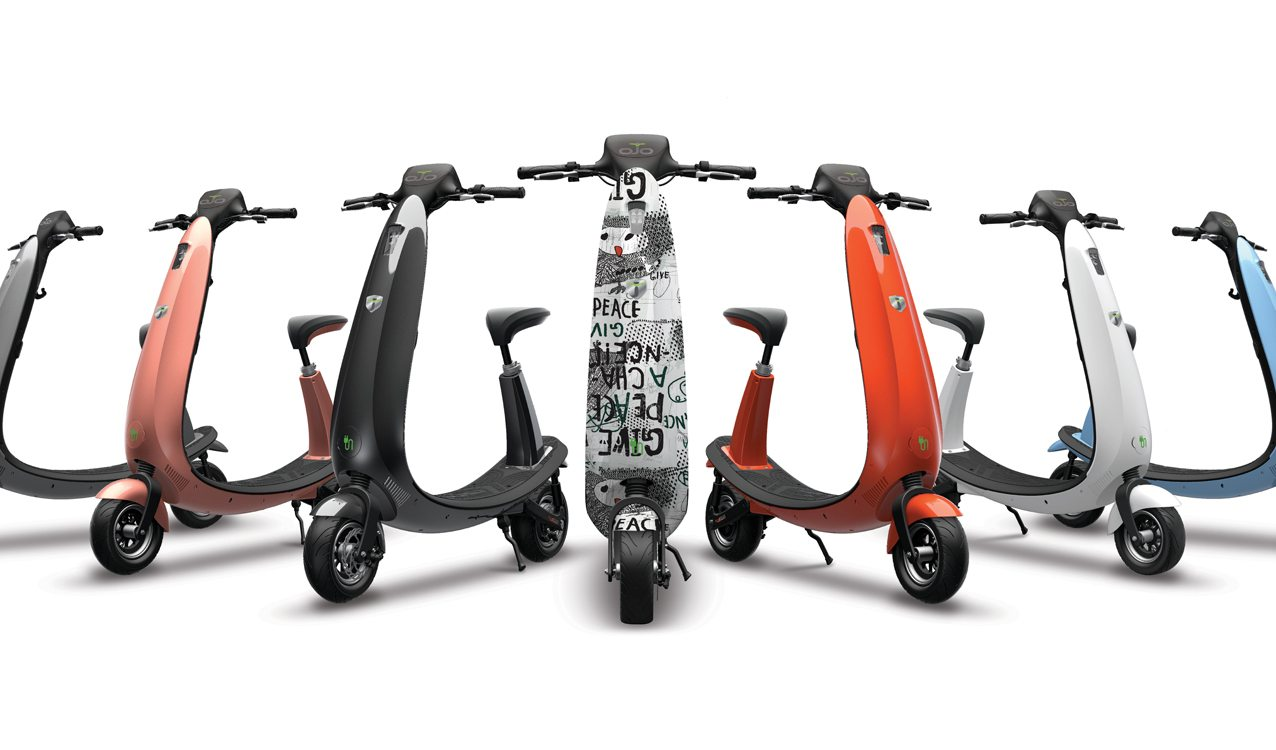 Ojo Commuter Scooter Review