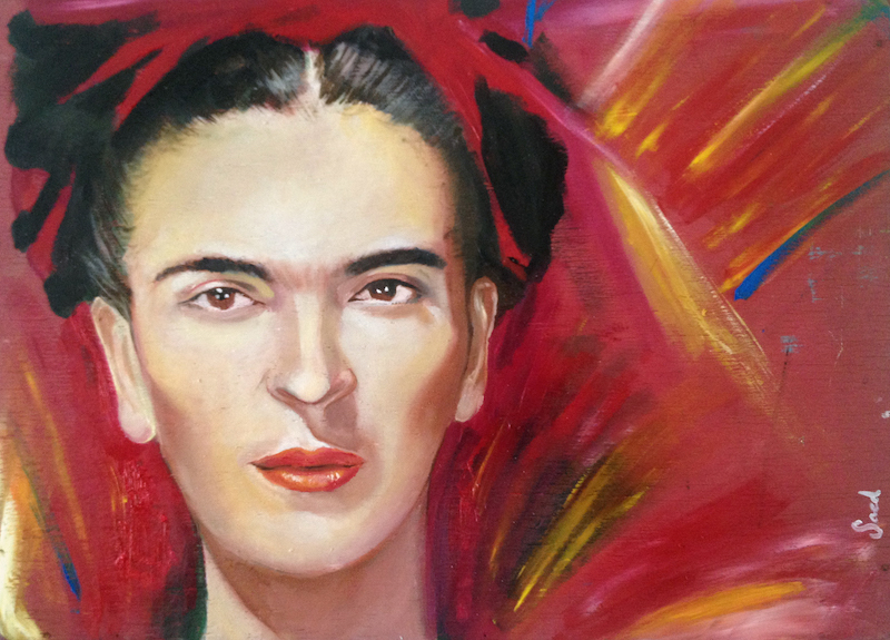 The Female artist who conquered the world
