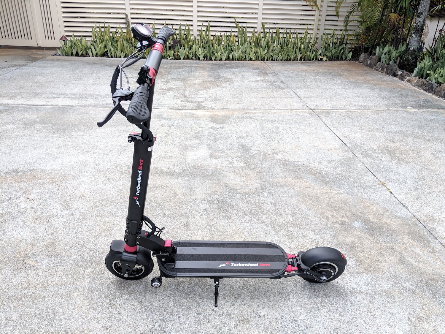 Turbowheel Dart (Zero 9) Electric scooter review