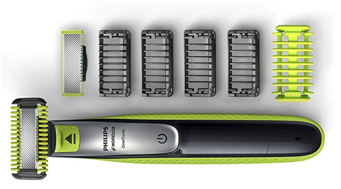 Trim, Don't Shave! Philips Norelco OneBlade, Face and Body